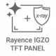Super IGZO TFT panel