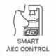 Smart AEC control